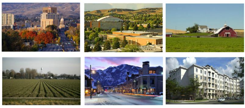 Idaho Internet Service Provider Cities